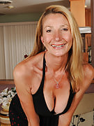 Outstanding adult model Pam shows off the lady sleek 56 yr old body as part of right here