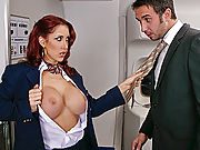 Brazzers Tits On A Plane Part 2