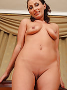 Office MILF Sandy K from 30 plus Ladies showing great desire in get the job done