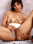 At 32 years of age this particular ebony MILF has the juicy pussy begging for fucking