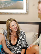 Kelly Madison & Tiffany Price0
